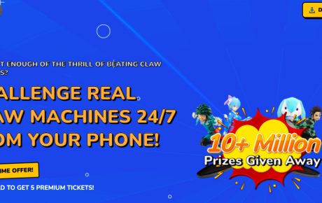 Japan Claw Machine Game Online: Experience the Thrill of Playing Claw Machines from Your Smartphone
